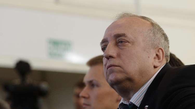 برلماني روسي: لا خطر من مواجهة عسكرية بين روسيا وإسرائيل بسبب تسليم منظومة