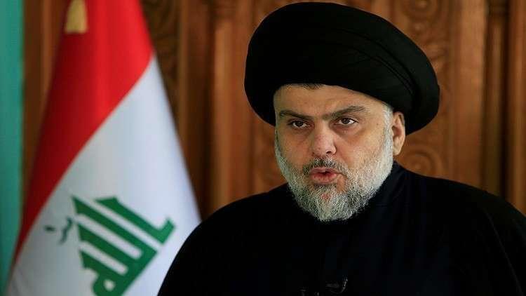 العراق.. الحلبوسي يجتمع مع الصدر (صور)