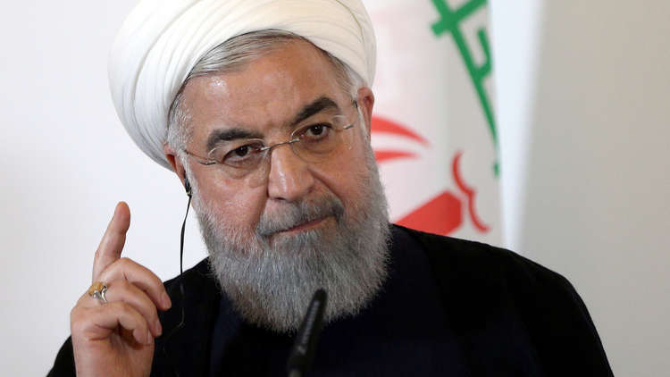 روحاني يشترط عودة ترامب إلى الاتفاق النووي لبدء حوار بين طهران وواشنطن