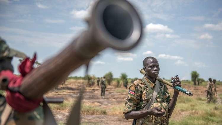 اشتباك بين قوات الحكومة وجماعة معارضة بجنوب السودان بعد أسبوع من اتفاق سلام