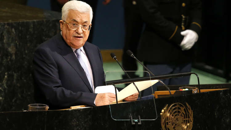 مسؤول: عباس يعتزم إعلان فلسطين دولة تحت الاحتلال