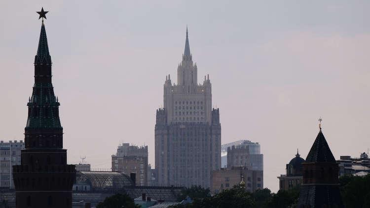 موسكو: لدينا معلومات حول نقل مكونات للسلاح الكيميائي إلى إدلب من دول أوروبية
