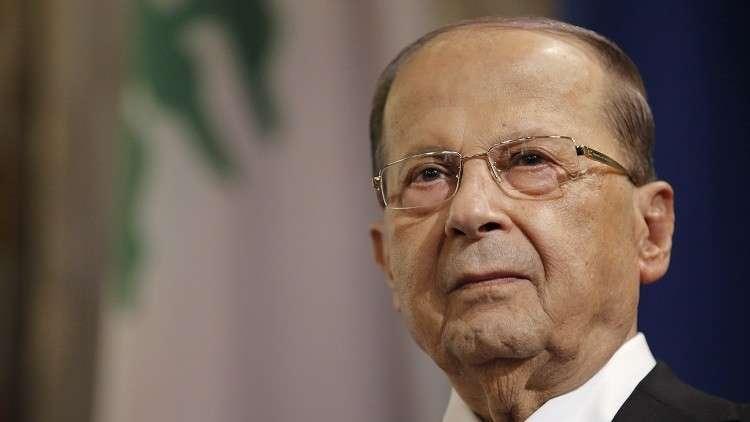 إلغاء رحلة طيران في لبنان بسبب عون تثير جدلا واسعا