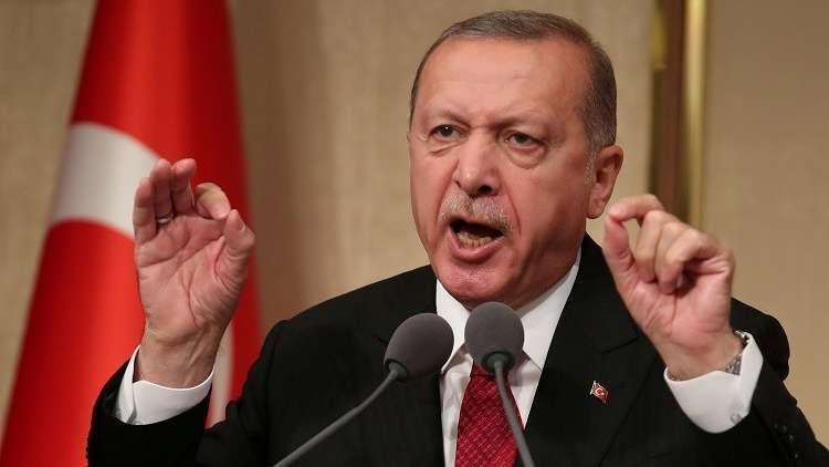 أردوغان: المتطرفون في إدلب بدأوا الخروج من المنطقة منزوعة السلاح والسلام مستحيل مع استمرار الأسد