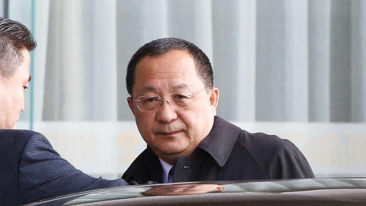 وزير خارجية كوريا الشمالية في نيويورك قد يمهد لقمة ثانية بين كيم وترامب