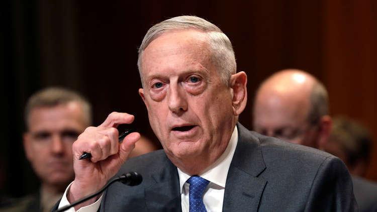 ماتيس: الأسلحة النووية الروسية تشكل التهديد الرئيسي للولايات المتحدة