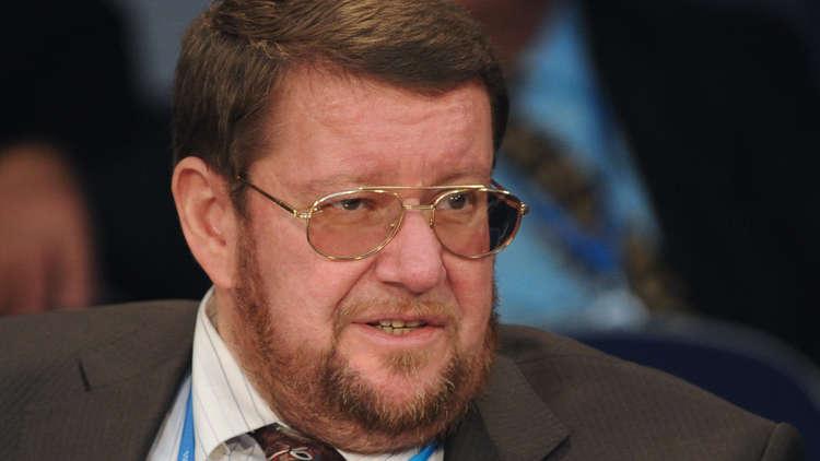 ساتانوفسكي: السعودية تشتري السلاح الإسرائيلي عبر أذربيجان