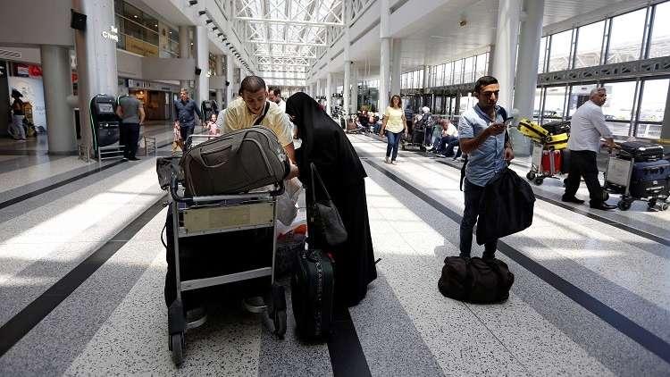 لبنان.. التحقيق في خلاف بين جهازين أمنيين عطّل عمل مطار بيروت الدولي