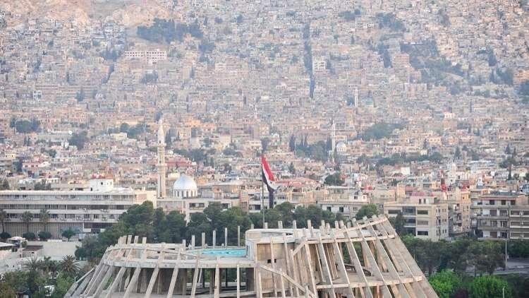 جامعة دمشق تدشّن مبنى جديدا لقسم اللغة الروسية