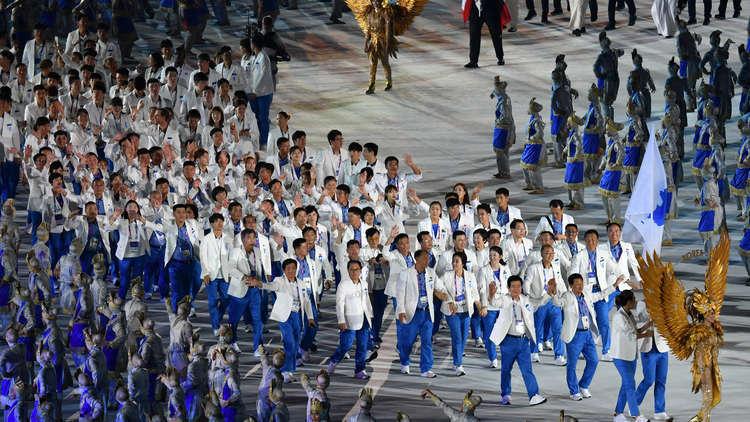 الكوريتان بصدد بحث تشكيل فريق جمباز موحد لخوض أولمبياد طوكيو