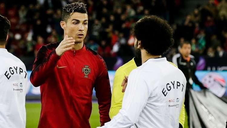 رونالدو ردا على هدف صلاح: لا تكذبوا على أنفسكم! (فيديو)