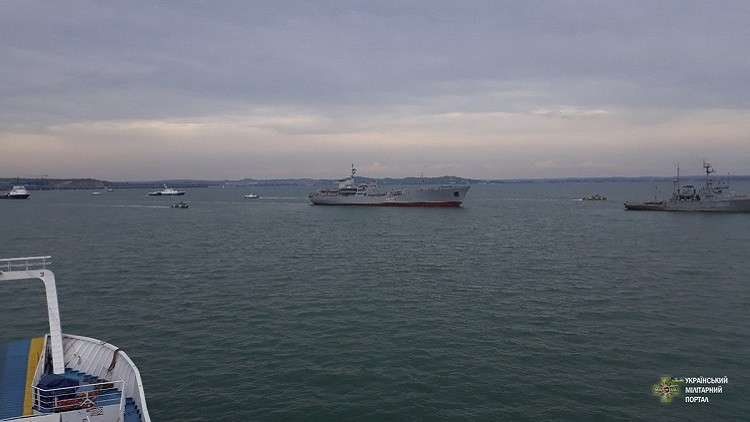كييف تعتزم تعزيز حضورها في بحر آزوف