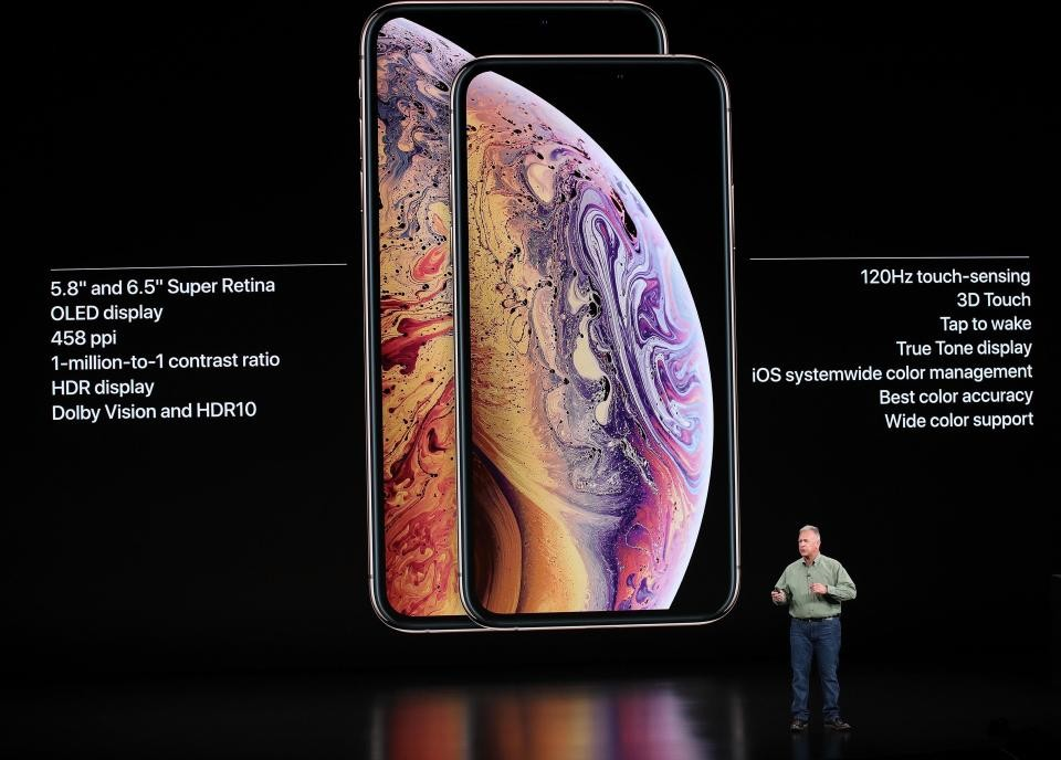 آبل تكشف عن 3 هواتف جديدة و