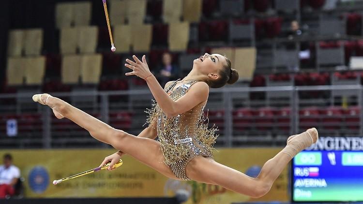 روسيا تواصل حصد الذهب في بطولة العالم للجمباز