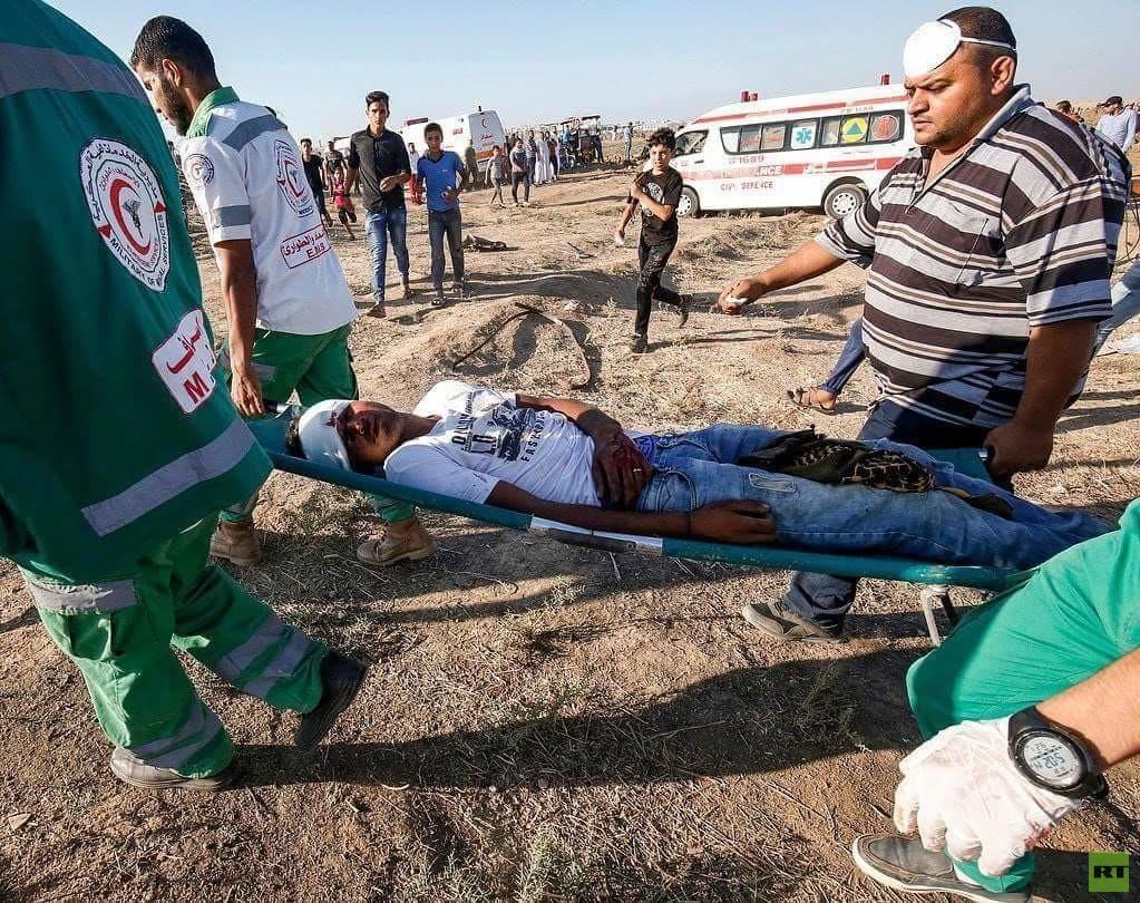 مقتل فلسطيني شرق قطاع غزة برصاص القوات الإسرائيلية