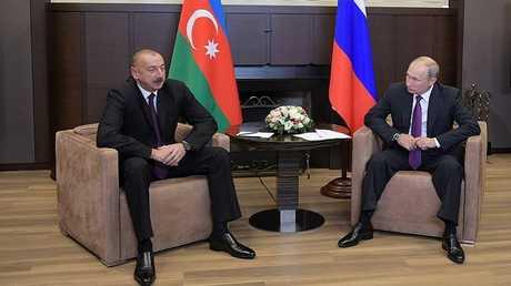 موسكو وباكو تتجهان لعزيز التعاون