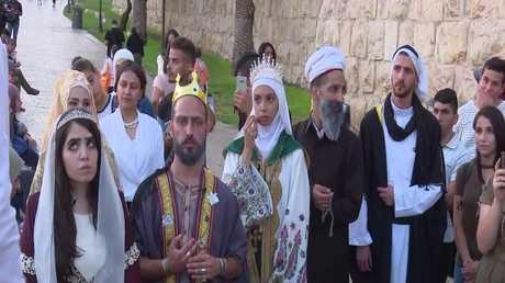 حكايات شيقة من بلدة القدس القديمة