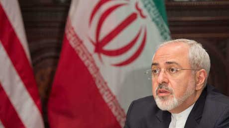 وزير الخارجية الإيراني، محمد جواد ظريف
