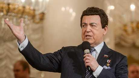 المغني السوفيتي الأشهر يوسف كوبزون