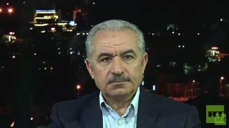 عضو اللجنة المركزية لحركة فتح، محمد اشتية
