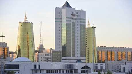 العاصمة الكازخستانية أستانا
