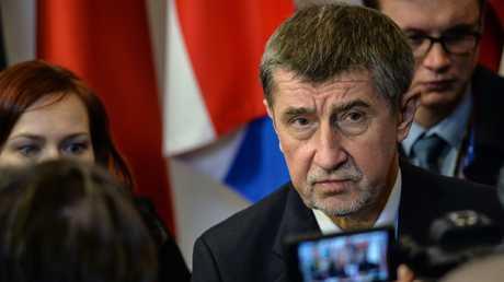 رئيس وزراء التشيك أنريه بابيش