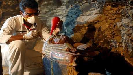 اكتشاف المزيد من الاثار في مصر