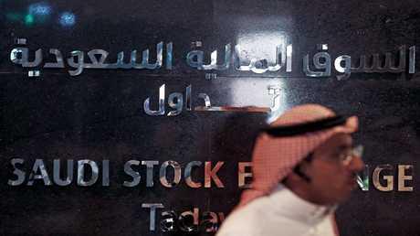 سوق الأوراق المالية في السعودية - أرشيف