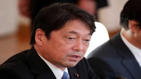 وزير الدفاع الياباني، إيتسونوري أونودار
