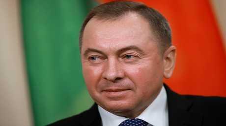 وزير الخارجية البيلاروسي فلاديمير ماكاي