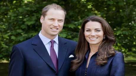 دوق ودوقة كامبريدج، كيت وزوجها الأمير ويليام