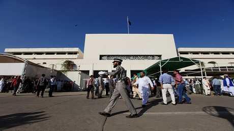 البرلمان الباكستاني- أرشيف