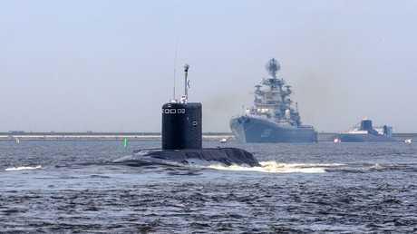 البحرية الروسية- أرشيف