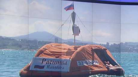 روسيان يبحران إلى تركيا من روسيا
