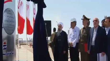 روحاني: عقوبات واشنطن لن تحقق أهدافها