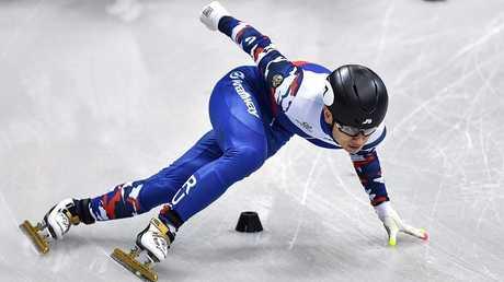 البطل الأولمبي الروسي آن يقرر الاعتزال