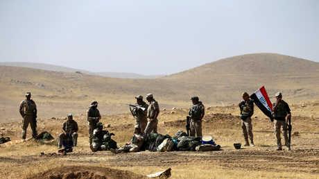 القوات العراقية المسلحة