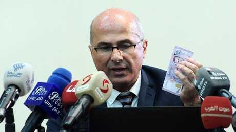 حاكم مصرف سوريا المركزي دريد درغام