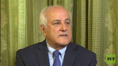 سفير فلسطين لدى الأمم المتحدة