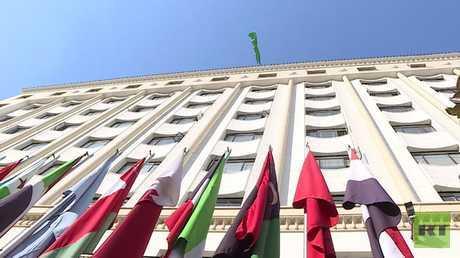 القاهرة تدعو لتثبيت أركان الدولة الليبية