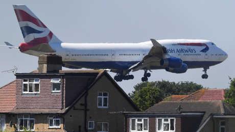 سرقة بيانات عملاء الخطوط الجوية البريطانية