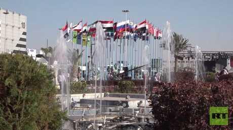 منتدى الأعمال الروسي السوري بدمشق