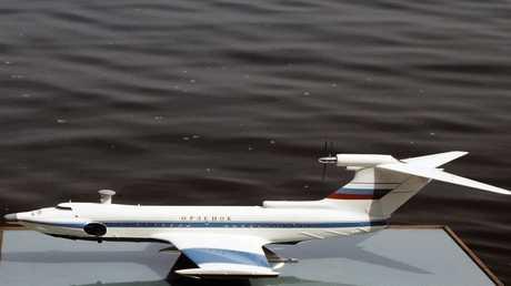 احد نماذج السفن الطائرة -إيكرانوبلاين