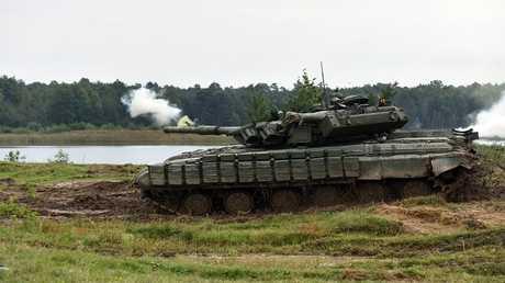 دبابة من طراز