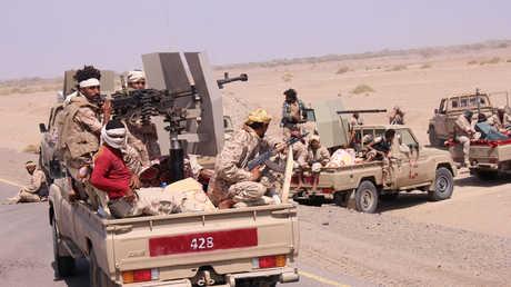 عناصر من الجيش اليمني - ارشيف