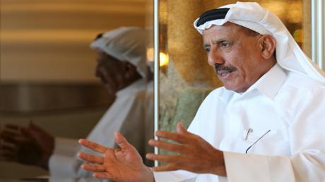 رجل الأعمال الإماراتي، خلف أحمد الحبتور.