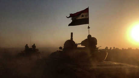 وحدات من الجيش السوري