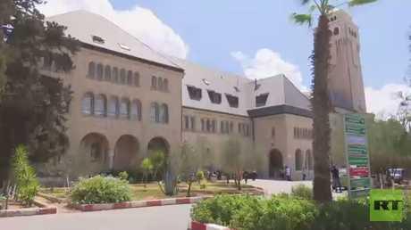 مستشفيات القدس تبحث وقف دعم واشنطن لها