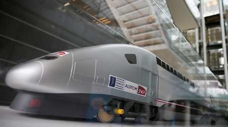 قطار سريع - أرشيف