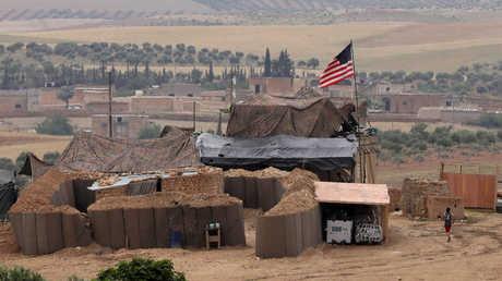عسكريون أمريكيون في سوريا